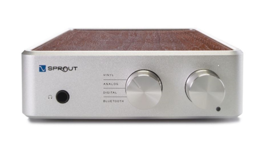 PS Audio Integrated Amplifier Sprout 100 - Front View